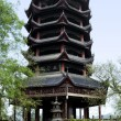 Stock Photo: Pagodat Fengdu County