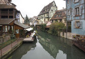 Canal in Colmar — Stock Photo