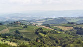 Tuscany landscape — Stock Photo