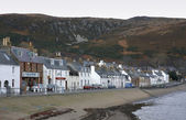 Ullapool waterside — Stock Photo