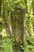 Old graveyard detail in Berlin — Stock Photo