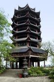 Pagoda at Fengdu County — Stock Photo