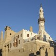 Mosque at Luxor Temple in Egypt — Stock Photo #7547230