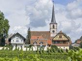 Idyllic Mittelbergheim — Stock Photo