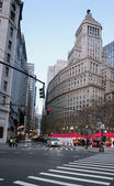 Financial District in New York — Stock Photo