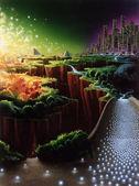 Evolution of civilization — Stock Photo