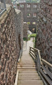 Sunny Wertheim Castle detail — Stock Photo