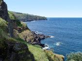 Пейзажи моря Азорские острова — Стоковое фото