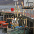 Fishing boat near Ullapool — Stock Photo #7607936