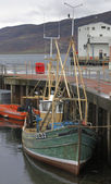 Fishing boat near Ullapool — Foto Stock