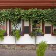 House facade in Miltenberg - Stock Photo