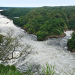 River Nile around Murchison Falls — Stock Photo