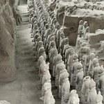 Terracotta Army in Xian — Stock Photo #7623998