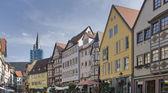 Wertheim Old Town city view — Stock Photo