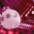 Christmas bauble — Stock Photo #7656120
