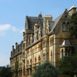 Manorial building in Oxford — Stock Photo