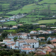 Stock Photo: Settlement at Azores