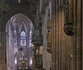 Minster of Freiburg im Breisgau — Stock Photo