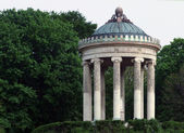 Monopteros in Munich — Stock Photo