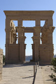 Temple of Philae in Egypt — Fotografia Stock