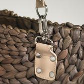 Natural bag detail — Stock Photo