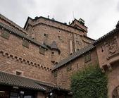 Haut-Koenigsbourg Castle detail — Stock Photo