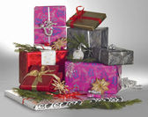 Lots of Gifts — Stock Photo