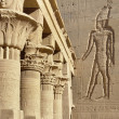 Stock Photo: Temple of Philae
