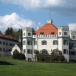 Pictorial Schloss Possenhofen — Stock Photo