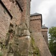 Haut-Koenigsbourg Castle - Stock Photo