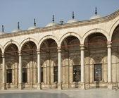 Inside Mosque of Muhammad Ali — Stock Photo