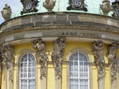 Sanssouci — Stock Photo