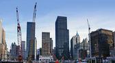 Ground Zero in New York — Stock Photo