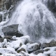 Stock Photo: Todtnau Waterfall detail