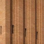 Abstract brick facade — Stock Photo #7722797