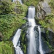 Idyllic Triberg Waterfalls — Stock Photo #7722827