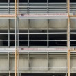 Scaffold detail — Stockfoto