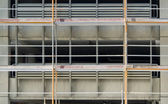 Scaffold detail — Foto Stock