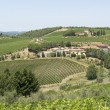 Chianti in Tuscany — Stock Photo