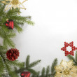 Decorative christmas back — Stock Photo #7770448