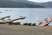 Schluchsee in the Black Forest — Stock Photo