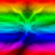 Iridescent abstract background — Stock Photo #7244646
