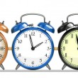 Time management — Foto Stock