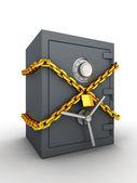 Secure safe — Stock Photo