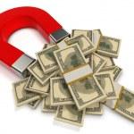 concepto de éxito financiero — Foto de Stock