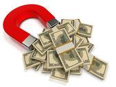 Financiën succes concept — Stockfoto