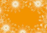 Vintern bakgrund — Stockvektor