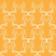 Winter seamless pattern - Grafika wektorowa