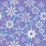 Winter background — Stock Vector #7501884