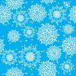 Winter background - Grafika wektorowa